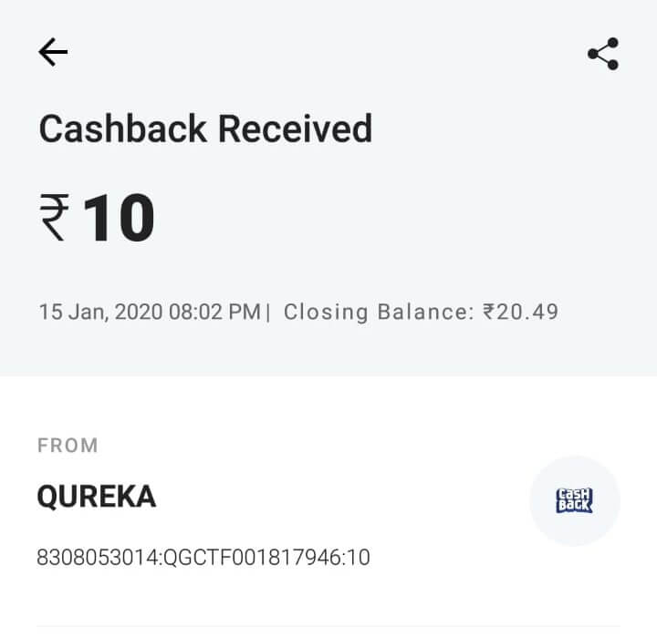 Qureka pro Payment Proof