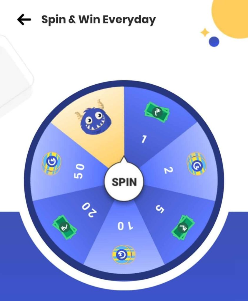 spin and earn gamezop