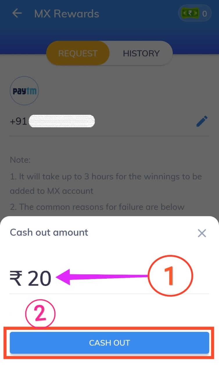 how to earn money to mx player