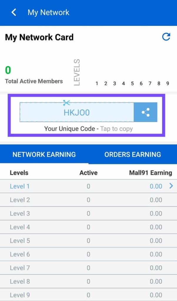 mall91 earning app