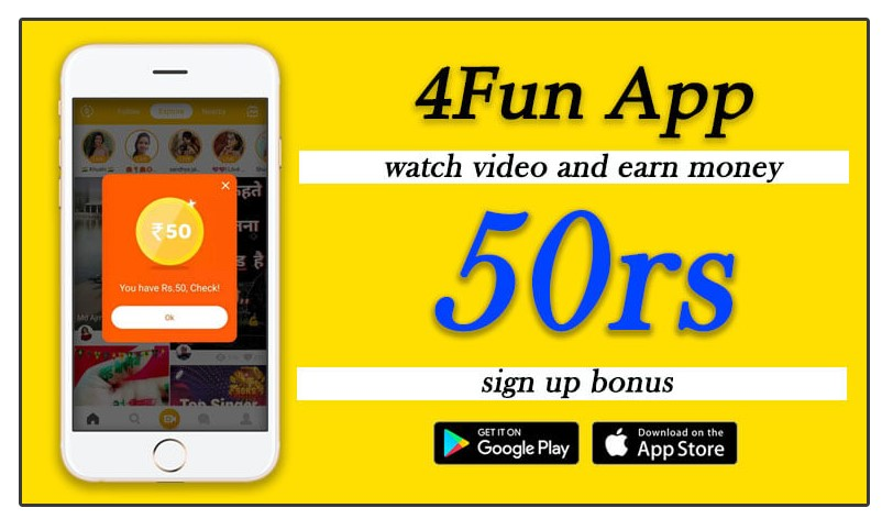 4fun online earning app