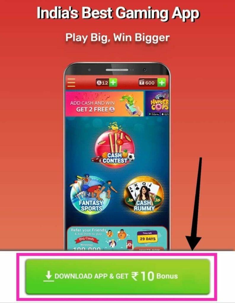 Download Big Cash App