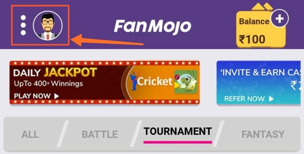 Fanmojo Paytm cash
