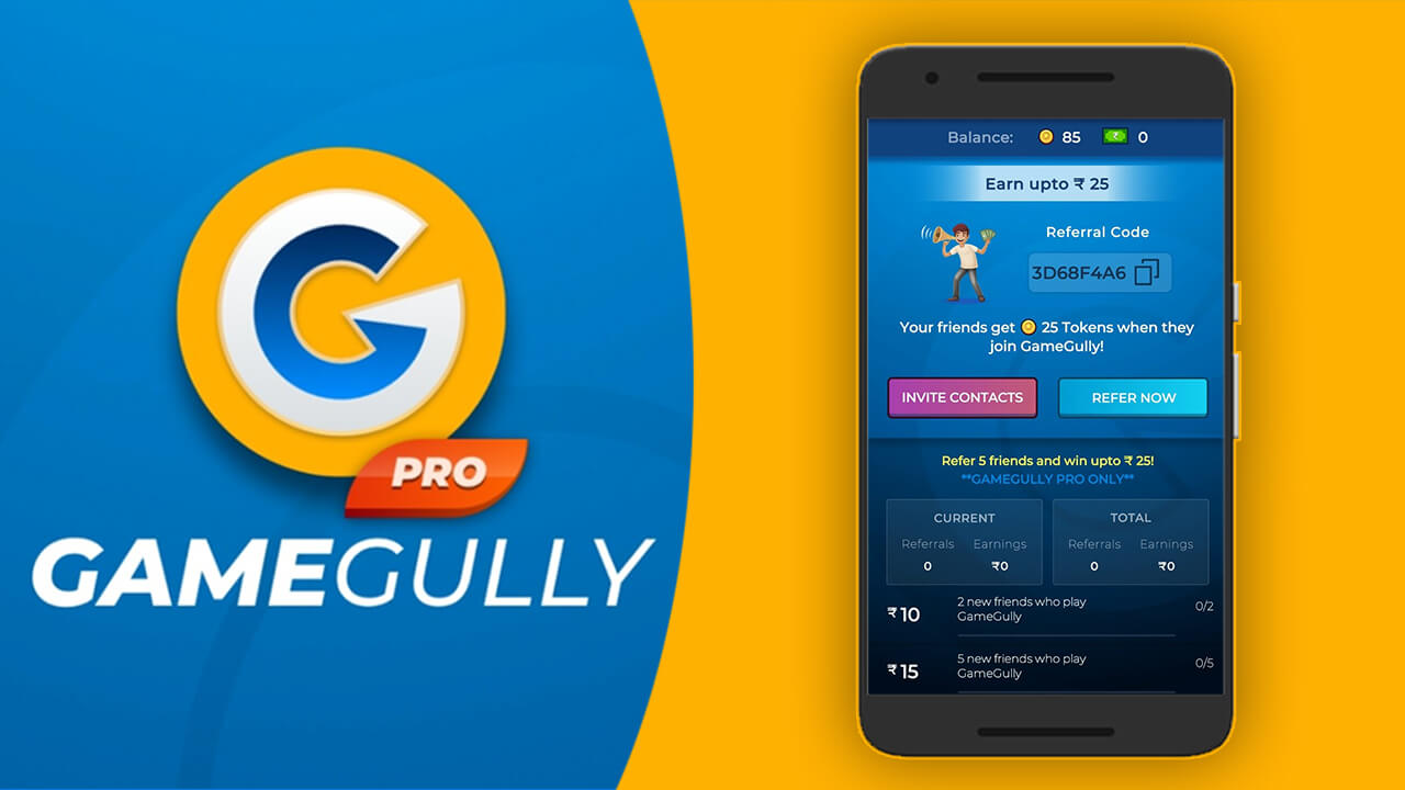 GameGully Pro