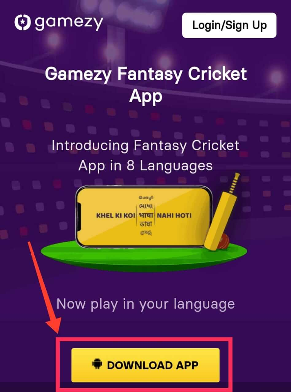 Gamezy latest apk download