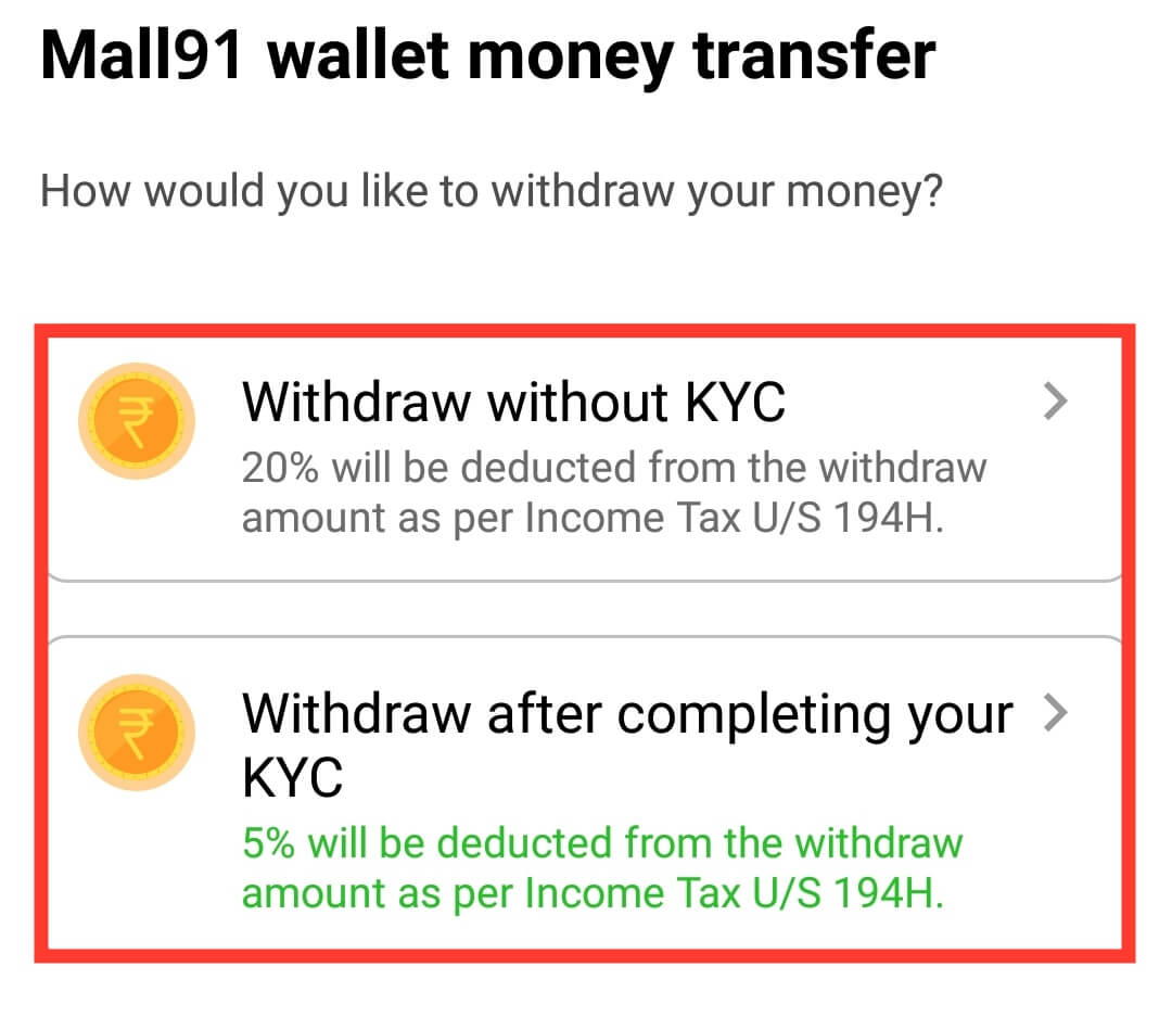 KYC And Without KYC